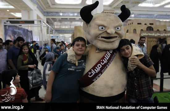 First day of Tehran Games Festival (2nd part)