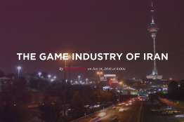 The game industry of Iran