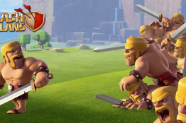 7% of the entire country was playing Clash of Clans in 2015
