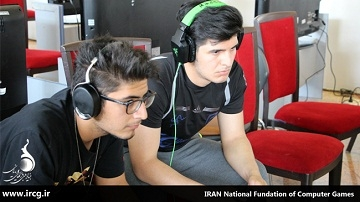 E-sports League in Milad Tower