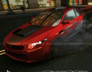 Shadow Racer