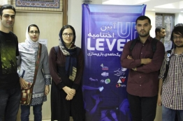 """Iran honors Top """"Level UP"""" Contestants"""