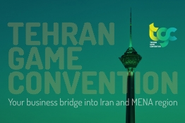 THE ATTENDEE REGISTRATION FOR TEHRAN GAME CONVENTION BEGINS