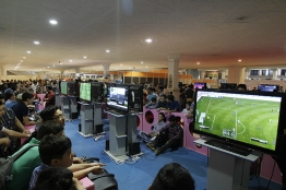 46 percent of the Iranian gamer population are Iranian students