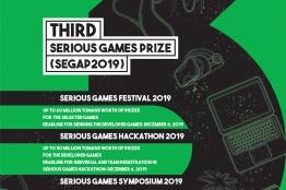 Serious Games Prize (SeGaP) 2019